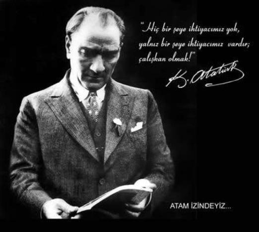 Ataturk-calisma-yasami