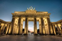 Brandenburg-Gate-Berlin-Germany